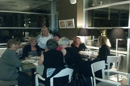 U susret 8.martu druženje Kluba Prvih žena 06.03.2017.