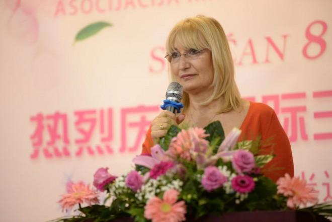 Osmomartovsko druženje sa kineskim poslovnim ženama